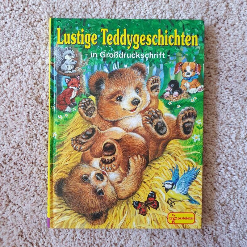 Lustige Teddygeschichten Buch zum Vorlesen und Selberlesen mit vielen Bildern