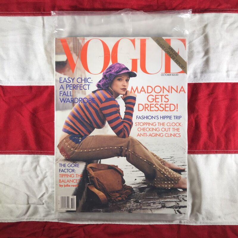 Madonna Cover Vogue 1992 Still Sealed