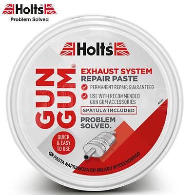 Holts Gun Gum Gas Tight Exhaust Silencer Joint Repair Paste Putty GunGum 200g