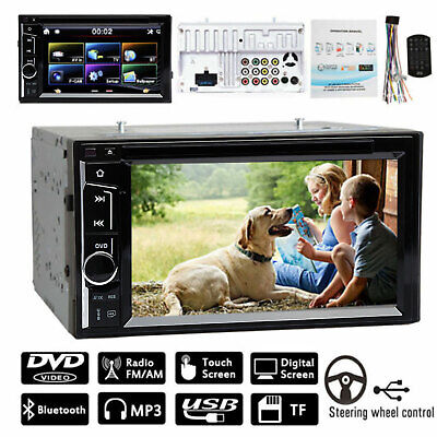"""For Vauxhall Opel Astra H/Combo/Zafira DVD Player 6.2""""Car Stereo Bluetooth Radio"""