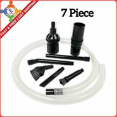 Shop-vac Household Cleaning Kit Micro Vacuum Tool Attachment 7 Pcs -