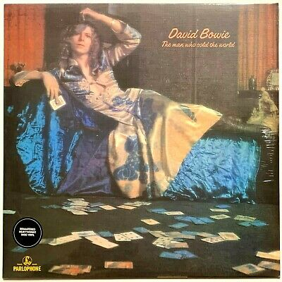 David Bowie The Man Who Sold The World [Current Pressing] LP Vinyl Record Album