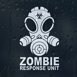 Zombie-Response-Team-Car-Window-Windscreen-Body-Panel-Laptop-Decal-Vinyl-Sticker
