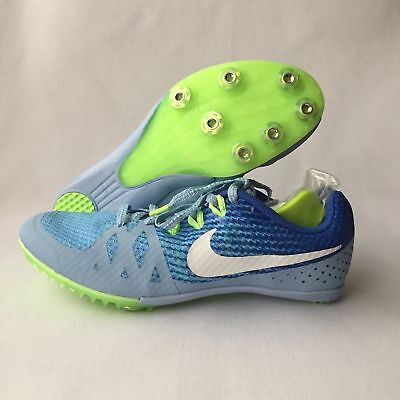 hot sale online 760e4 8b1ac Nike Rival M Mid Distance Women s Track Shoes Spikes Size 12 806559-401