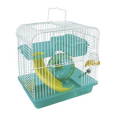 Jaula PLAY GARDEN para hamster 27x20x25,8cm
