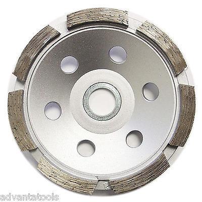 4 Single Row Diamond Cup Wheel For Concrete Stone Masonry Grinding 78-58
