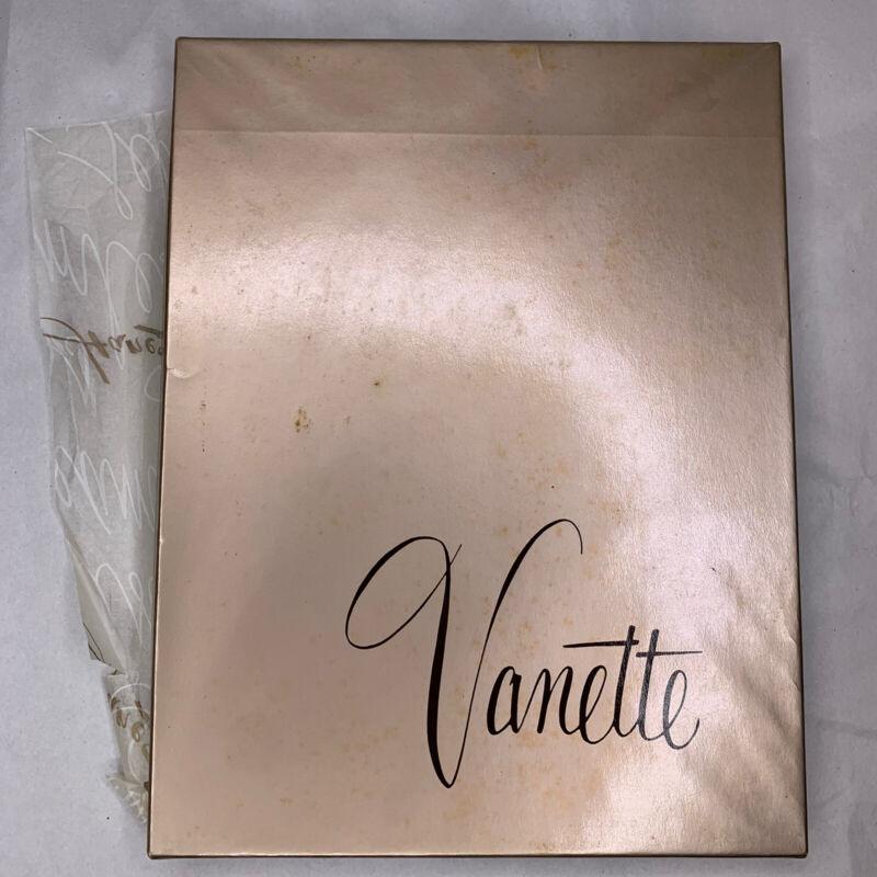 Vtg 3 Vanette Stretch 152 Gypsy Tall  Stockings