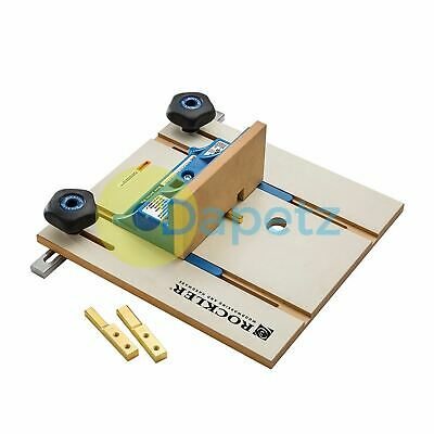 Router Table Box Joint Jig MDF platform 6.35mm /9.5mm /12.7m