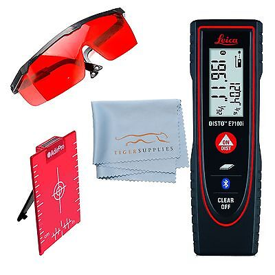 Leica Disto E7100i Laser Distance Meter With Bluetooth 4.0 812806 Accessory