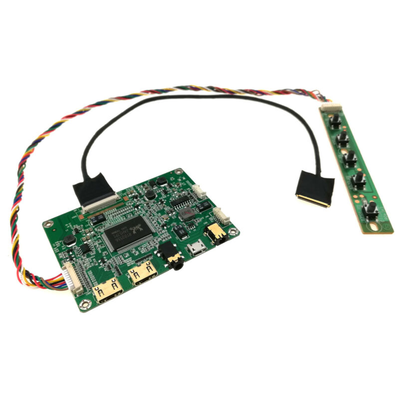 N156HHE-GA1 N156HCE-GA2 LCD Panel Control Board 1080P 120Hz HDMI eDP 30 Pin HDR