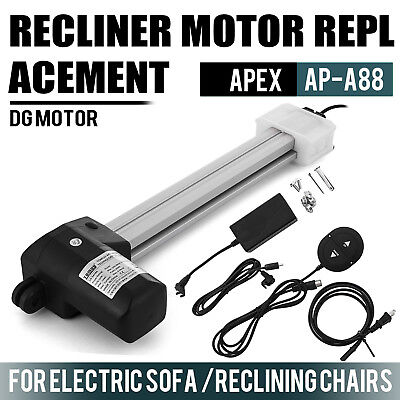 New DC Power Recliner Motor Replacement Switch Kit Electric Sofa