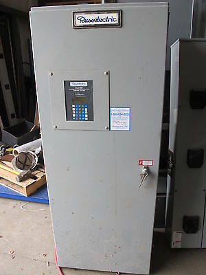 Russelectric 400 Amp Automatic Transfer Switch - Ats49