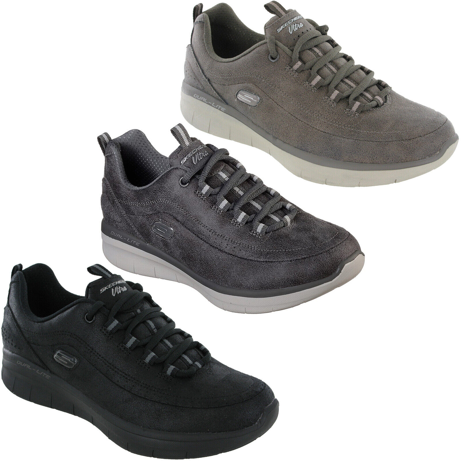Comfy Up Trainers Womens Memory Foam