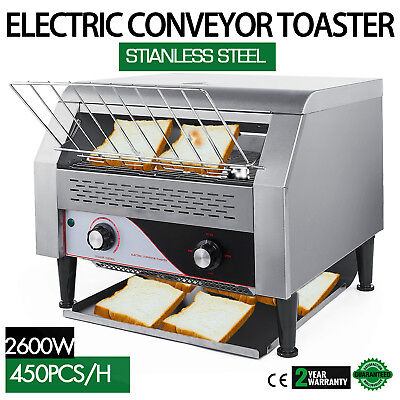 120V! NEW Waring - CTS1000 Commercial Electric Countertop Conveyor on