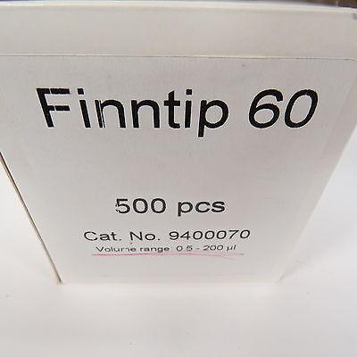 Labsystems Finntip .5ml Over 700 Pcs D20