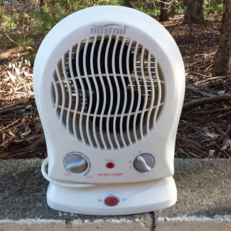 Fan Heater Oscillating Electric 2000W Upright Macquarie Park Ryde Area Preview