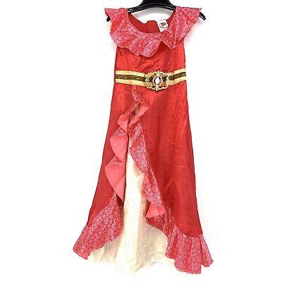 Disney Elena von Avalor Mädchen Größe S 4-6X Halloween Kostüm Verkleidung - Kostüm Halloween Von Disney