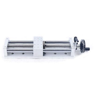 Manual Sliding Table Xyz Axis Linear Rail Stage Cnc Sfu1605 230mm Strokes New