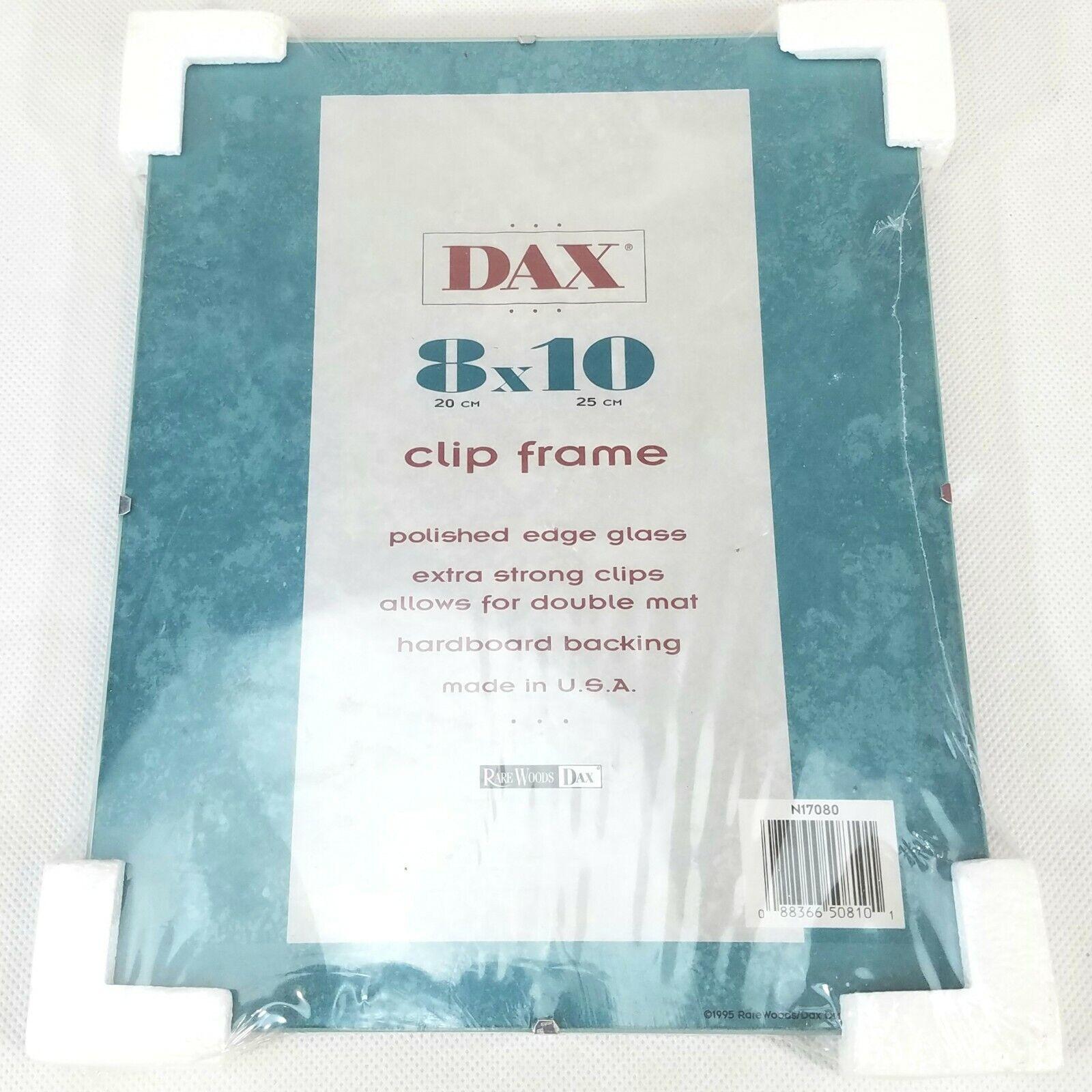 Dax 8x10 Clip frame document achievment certificate polished