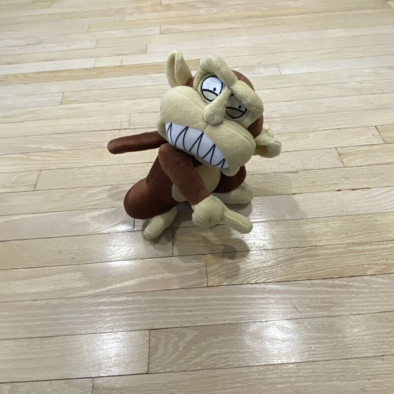 Vtg Family Guy Evil Monkey 12 inch Plush Toy Stuffed Animal Collectible