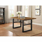 Space Oak Dining Tables