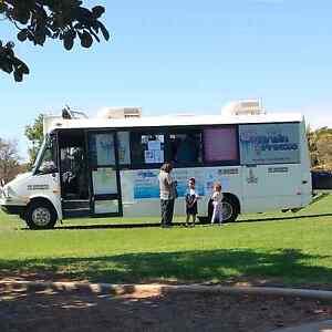 Mobile food bus Karratha Roebourne Area Preview