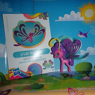My Little Pony mini blind bag Wave 11 Lilac Breezie  LOOSE
