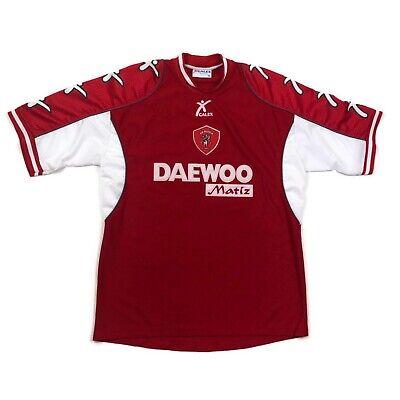 ????Pieri #26????Original 2000/01 Perugia Home Football Shirt Galex - Size XL image