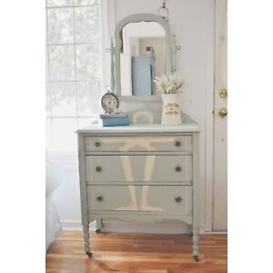 Shabby Chic Antique dresser!