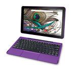 Purple Mini-HDMI Tablets