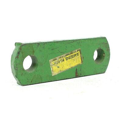John Deere Strap Gauge Wheel Shank A20 46 Rg Cultivator N130041 Genuine Oem Nos