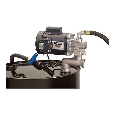 Gpi Heavy-duty Oil Pump - 4 Gpm 115 Volt Model L5116