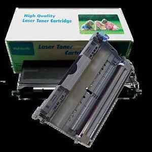 Toner +Trommel für Brother HL2030 HL2035 HL2070 MFC7420 MFC7820 N ersetzt DR2000