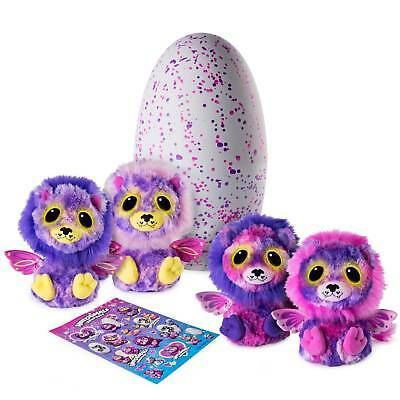 Hatchimals Surprise Ligull Hatching Egg W Surprise Twin By Spin Master