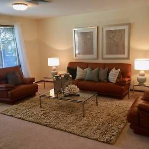 Italian Leather Lounge Suite ( Nicoletti) East Lindfield Ku-ring-gai Area Preview
