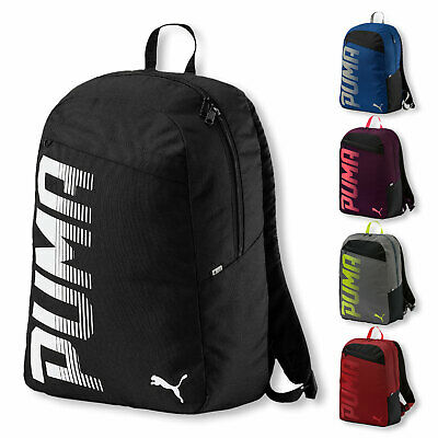 PUMA Rucksack für Sport Freizeit Reise Schule Outdoor Pioneer Backpack