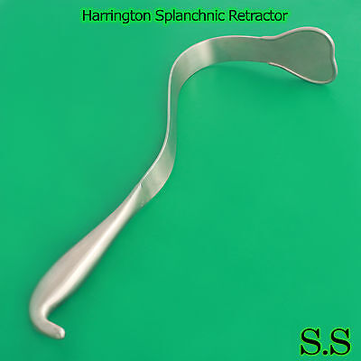 Harrington Splanchnic Retractor Surgical Instruments