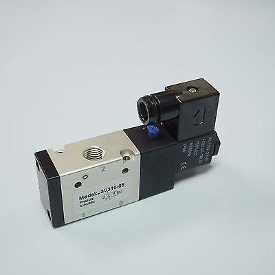 14 Pneumatic 32 Way Electric Control Solenoid Valve 3v310-08-ac110v