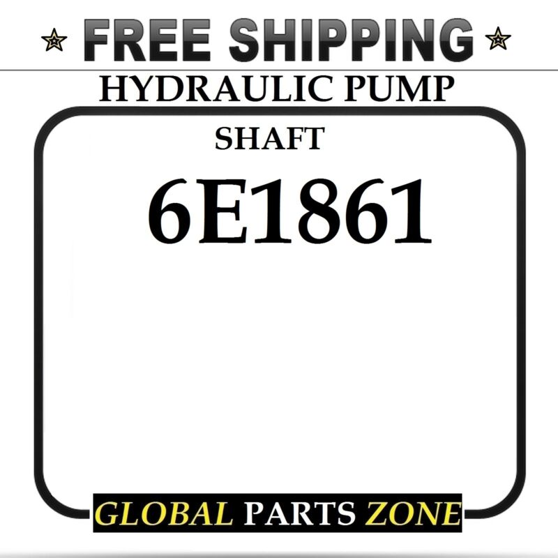 NEW HYDRAULIC PUMP SHAFT DRIVE for Caterpillar 6E1861 1003401 FREE DELIVERY!!!