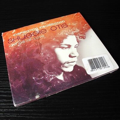 Shuggie Otis - Inspiration Information + Wings Of Love 2013 USA 2xCD Seale