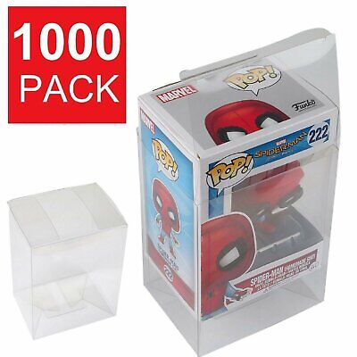 WHOLESALE Lot 1000 Collectible Funko Pop Protector Case 4″ inch Vinyl Figures Bobbleheads, Nodders