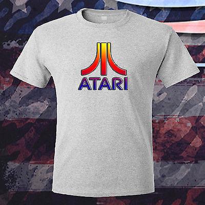 Atari Video Game T-shirt Vintage Women's Mens Kid's Unisex Present Gift