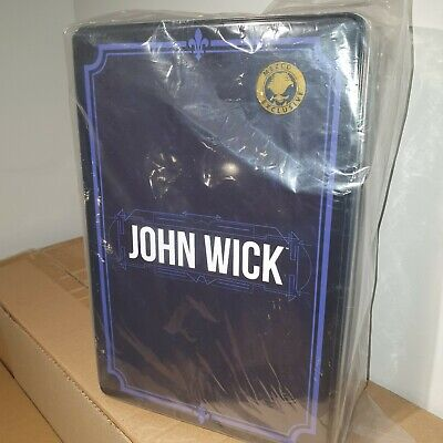 ONE:12 COLLECTIVE JOHN WICK CHAPTER 2 ACTION FIGURE DELUXE EDITON MEZCO EXCL