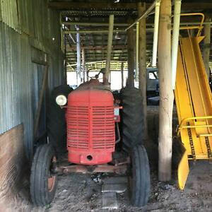 1946 International Harvestor Model  W6 tractor Wamuran Caboolture Area Preview