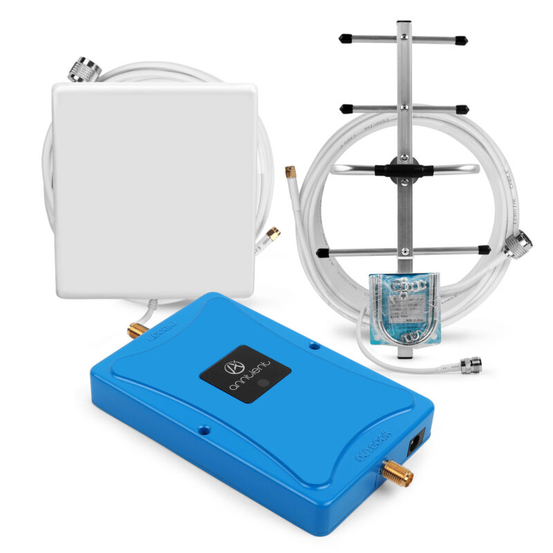 4G LTE Data 700MHz Cell Phone Signal Booster For Verizon Band 13 Amplifier Home