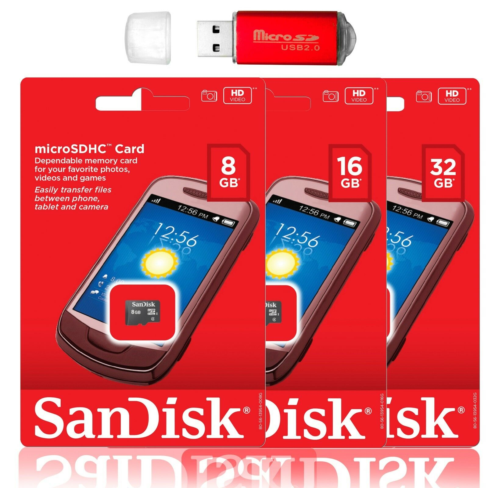 micro sd card 32gb 16gb 8gb tf