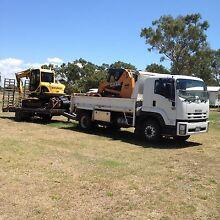 truck trailer bobcat and excavator Mackay 4740 Mackay City Preview