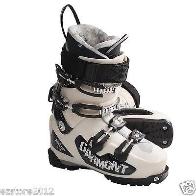 (New $800 Garmont Women's Asylum Alpine Touring Ski Boots - Dynafit Compatible)
