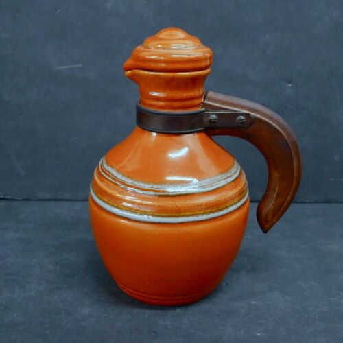 Pacific Pottery Coffee Bottle #438 Bill Stern Collection California