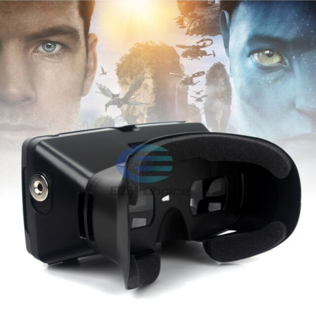 VR Goggles with Magnet Much Better Than Google Cardboard, Durovis Dive AU Seller